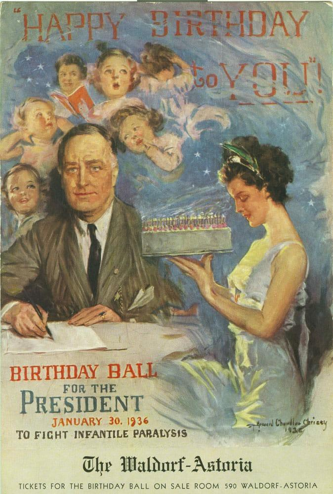 Birthday Ball for FDR